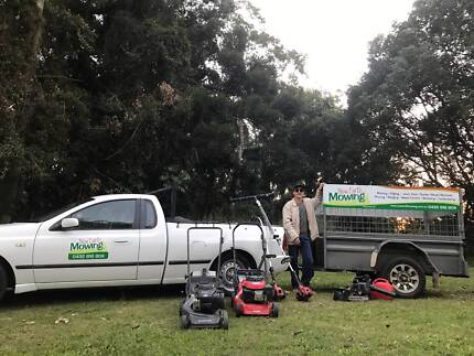 New Earth Lawn and Garden Maintenance