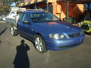 2004 Ford Falcon Ute Cab Chassis Frankston Frankston Area Preview