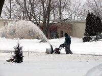 SNOW BLOWING ~JUNK REMOVAL~CHRISTMAS LIGHTS 587/590/6013