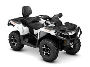 2016 Can-Am Outlander Max XT 570 Pearl White