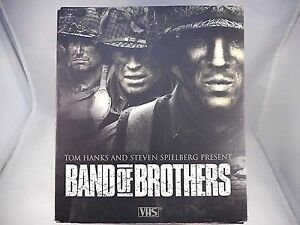 Band Of Brothers VHS Boxed Set
