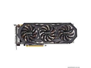 Gigabyte GeForce GTX 970 Graphics Card - 4GB GDDR5 RAM - PCI-e 3.0 - GV-N970WF3OC-4GD
