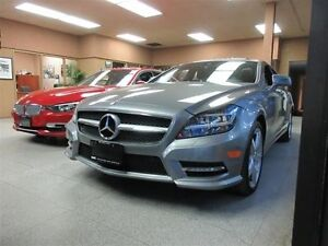 2013 Mercedes-Benz CLS 550 4Matic