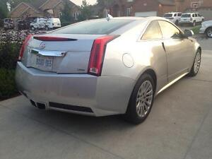 2013 Cadillac CTS Coup Coupe (2 door)
