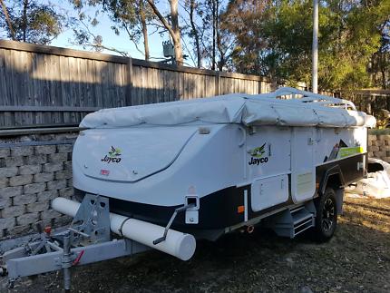 2013 Jayco Swan Outback