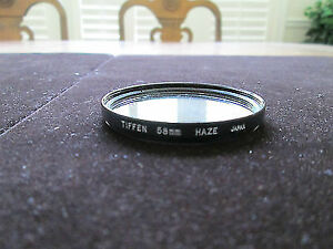 Camera lens filters (UV, CPL, protection etc.)