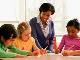 Private Tutor - Early Years/Primary