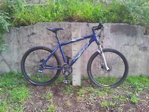 Raceline Comp mountain bike, hydraulic disc brakes, serviced Maribyrnong Maribyrnong Area Preview