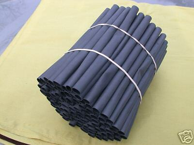 38 Heat Shrink Tubing 50 Feet Black Tube Shrinkable