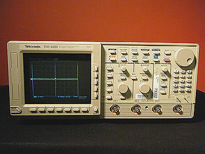 Tektronix Tds520b 500 Mhz Oscilloscope