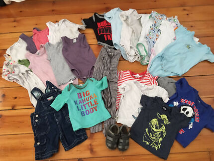 Boys Clothes - 29 items - Size 0/1