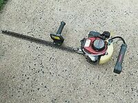 Kawasaki KHS750A Hedge Trimmer good condition FOR NURSES CHARITY FUNDRAISING