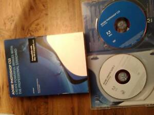 Adobe Photoshop CS3 Mac plus Tutorial Book / DVDs Happy Valley Morphett Vale Area Preview