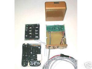 microwave Doppler ranging radar A0-40 ham rad