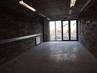 Workshop 430sq ft Available now for £555.42 pcm plus VAT
