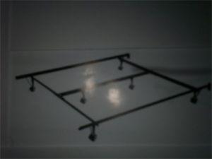 Cadre de lit, base de lit