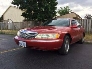 Gorgeous Lincoln Continental !  Don't miss it!