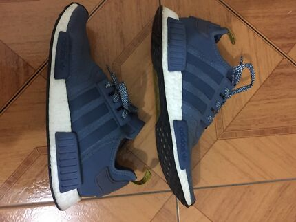 Nmd R1 Blue Reflective