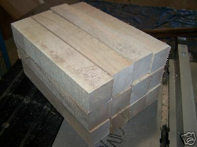 8 Black Locust Turning Blocks Lumber Lathe Wood Blanks 2 X2 X11