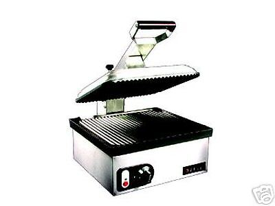 Sandwich Press Panini Style Coated Single