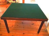 Game/ Card Table,