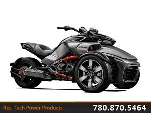 2015 Can-Am Spyder F3 S (SE6) - $3,500 off with 3 year warranty!