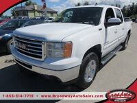 2010 GMC Sierra 'ALL TERRAIN' LOADED SLT MODEL 5 PASSENGER 4X4..