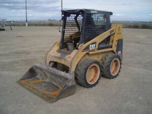 wanted REPAIRABLE skid steer