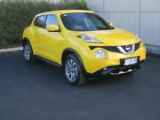 2016 Nissan Juke F15 Series 2 TI-S (AWD) Bumblebee Yellow Continuous Variable Wagon Devonport Devonport Area Preview