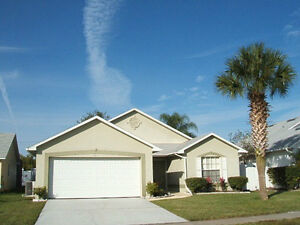 Villa near DISNEY-FLORIDA 3Bed2bath w Pool Heat from $89US/night