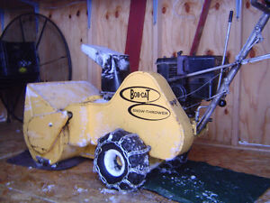 WANTED FREE / UNWANTED SNOWBLOWERS
