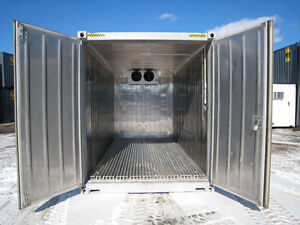 Refrigerated Cooler Freezer portable warehousing container