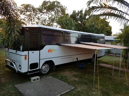 Townsville Region Qld Campervans Amp Motorhomes Gumtree