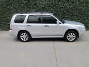 2005 Subaru Forester 79V MY06 XS AWD Silver 4 Speed Automatic Wagon Collingwood Yarra Area Preview
