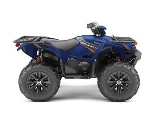 2019 Yamaha Grizzly EPS SE
