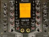 Pioneer DJM 909 with Effects Unit