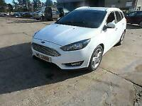 2017 Ford Focus 1.5TDCi Titanium BREAKING FOR SPARES PARTS ONLY