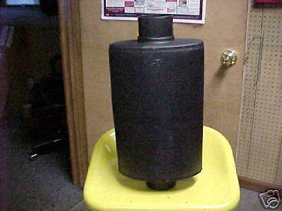 Oval Muffler For John Deere R 80 820 830 830i 840 Tractor