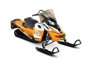 2017 Ski-Doo Renegade Backcountry Manual Starter ROTAX 800R E-TE