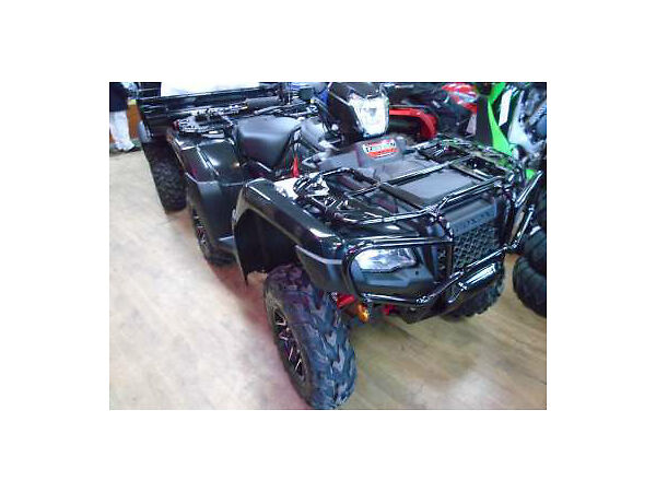 Used 2015 Honda TRX 500 RUBICON DCT IRS EPS DELUXE