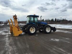 TV-140 bi directional farm tractor