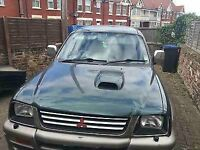 misunishi l200 spares repair.