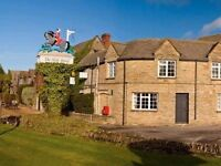 Part time chef wanted at the Holt Hotel, Oxfordshire