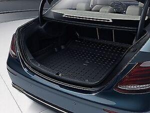 Mercedes Benz E-Class Trunk Mat / Cover (2010-2017 Models)