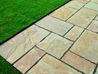 Landscaping Services including: Paths/Patios/Shed Bases/Turfing/Artificial Grass - Free Quotations