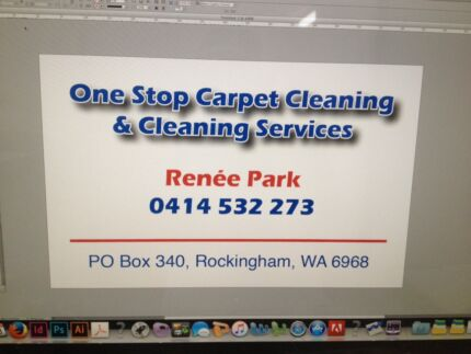 Carpet Cleaning and Cleaning Services. Rockingham and Surrounds.