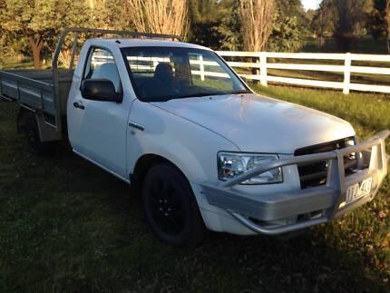 2007 Ford Ranger Ute