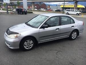 2005 Honda Civic SE - Great Price