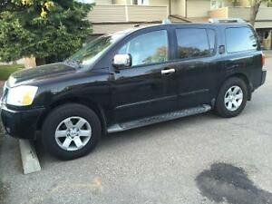 2004 Nissan Armada PRICE REDUCED