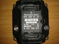 PMS ecu for Mercedes C200 W202 0155450132, 015 545 01 32